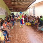 Alcogal begins the new year by bringing joy to children of El Salado beach in Aguadulce