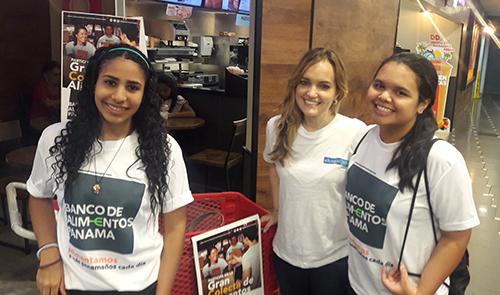 Alcogal apoya al Banco de Alimentos de Panamá