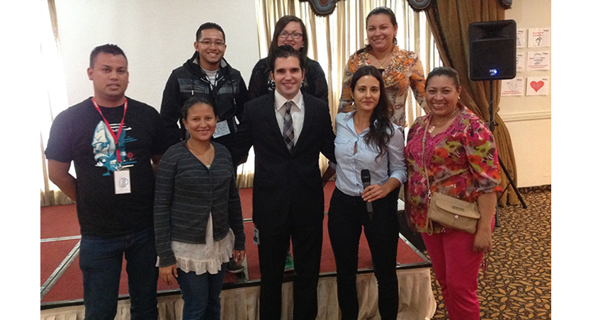 """Alcogal estuvo presente para el programa de """"Maestros Apoyando Maestros"""" MAM, organizado por la fundación PRO ED"""