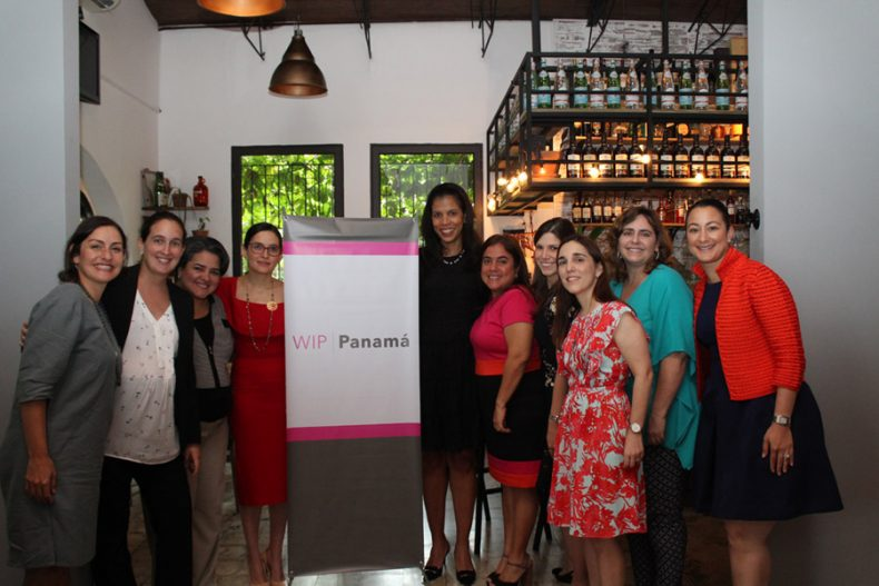 Alcogal sponsors discussion group organized by WIP Panama