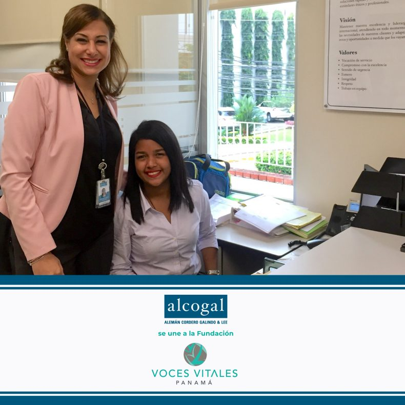 Alcogal supports Voces Vitales Panama