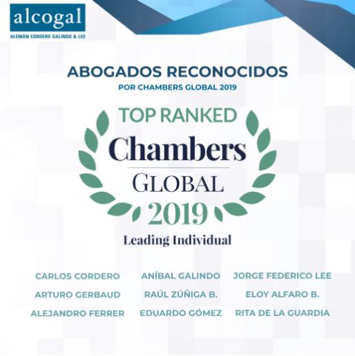 Abogados de Alcogal son destacados en los rankings de los mejores abogados y despachos del mundo