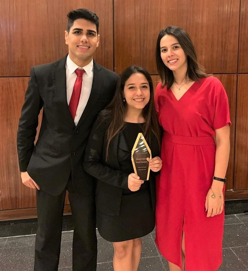 Alcogal contributes to the Panama National Rounds of the 2019 Jessup Competition