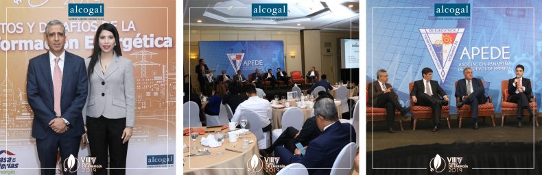 Alcogal sponsors the VIII Energy Forum 2019