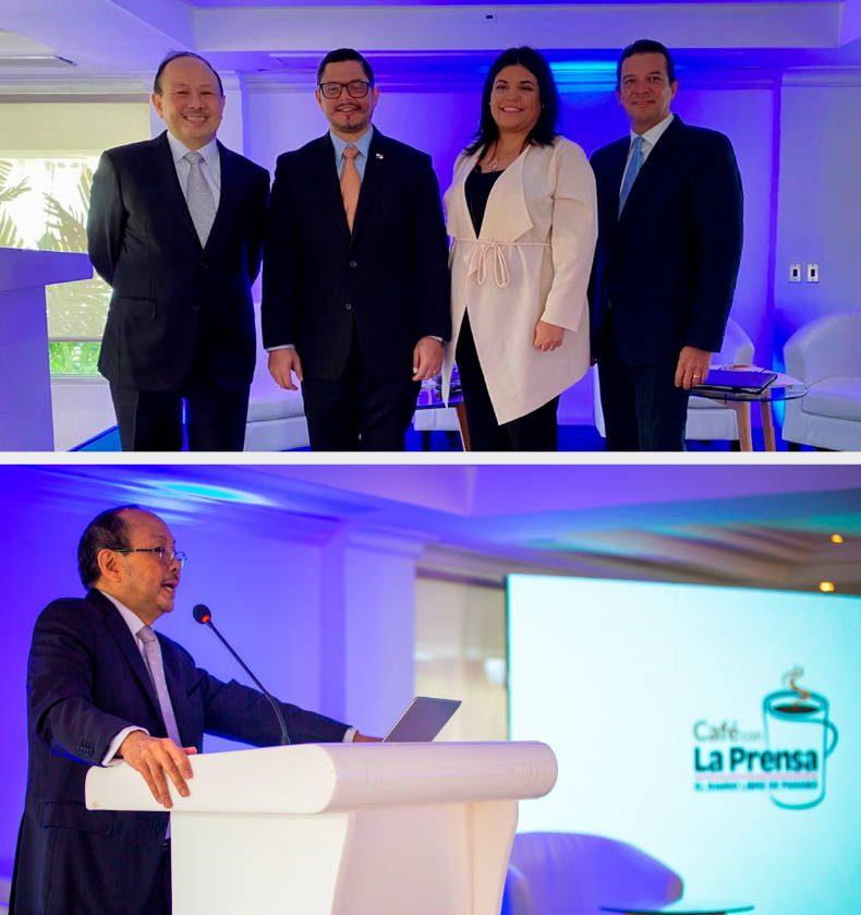 Alcogal co-sponsors panel discussion with La Prensa