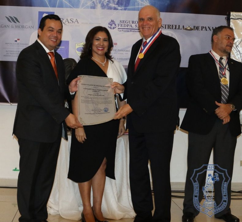 The National Bar Association awarded partner Carlos Cordero with the Jorge Illueca S. medal