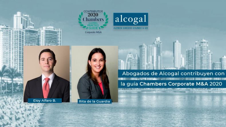 Alcogal contributed to the Chambers M&A 2020 Guide
