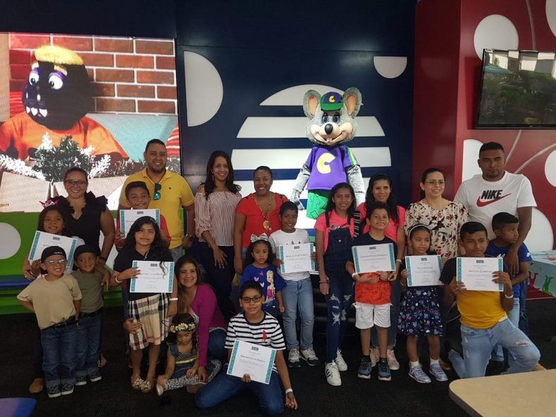 Alcogal awards scholarships for children of employees