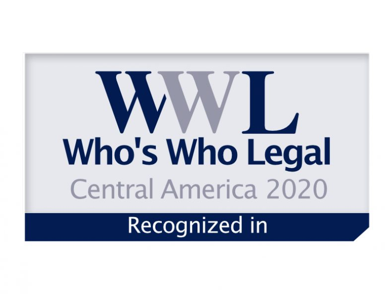 Alcogal partners are recognized by Who´s Who Legal