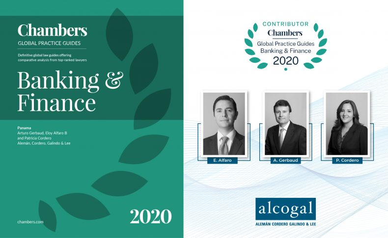 Alcogal contributed to the Chambers Banking and Finance 2020 Guide