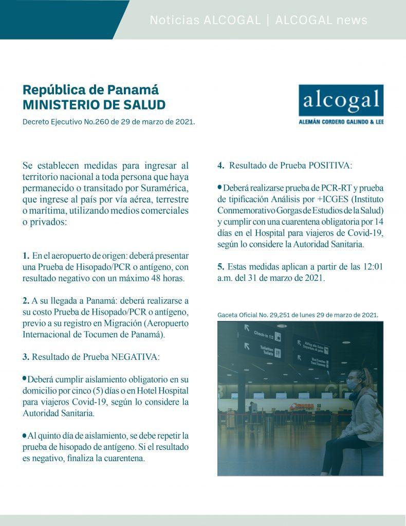New regulation