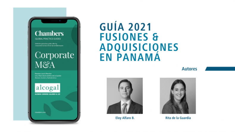 Alcogal contributed to the Chambers M&A 2021 Guide