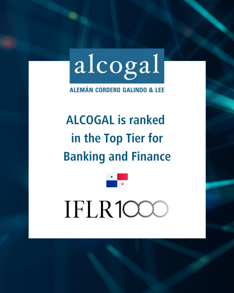 ALCOGAL´s banking and finance team earns top recognition in IFLR1000