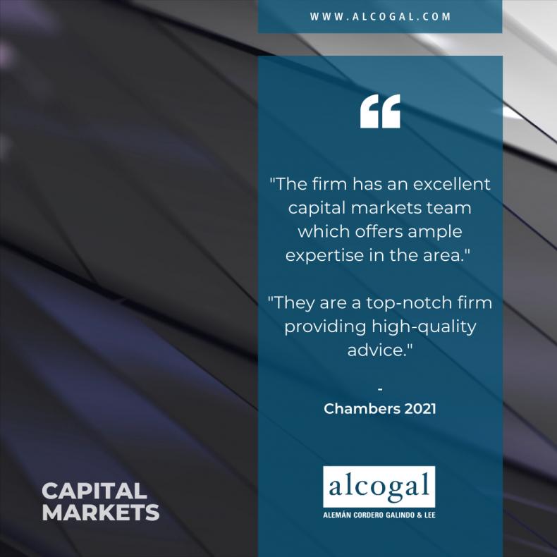 Nuestro equipo de mercados de capitales