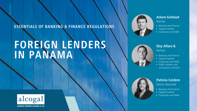 Foreign lenders in Panama